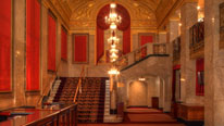 Warner Theatre auditorium