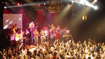 Irving Plaza crowd