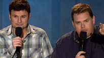 Steve Lemme and Kevin Heffernan