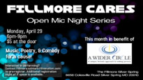 Fillmore Cares Open Mic Night!