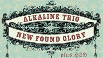 Rockstar Energy Drink Presents: New Found Glory/Alkaline Trio with H20