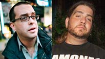 Joe DeRosa and Big Jay Oakerson