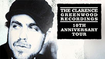 Citizen Cope - Clarence Greenwood Recordings 10th Anniversary Tour